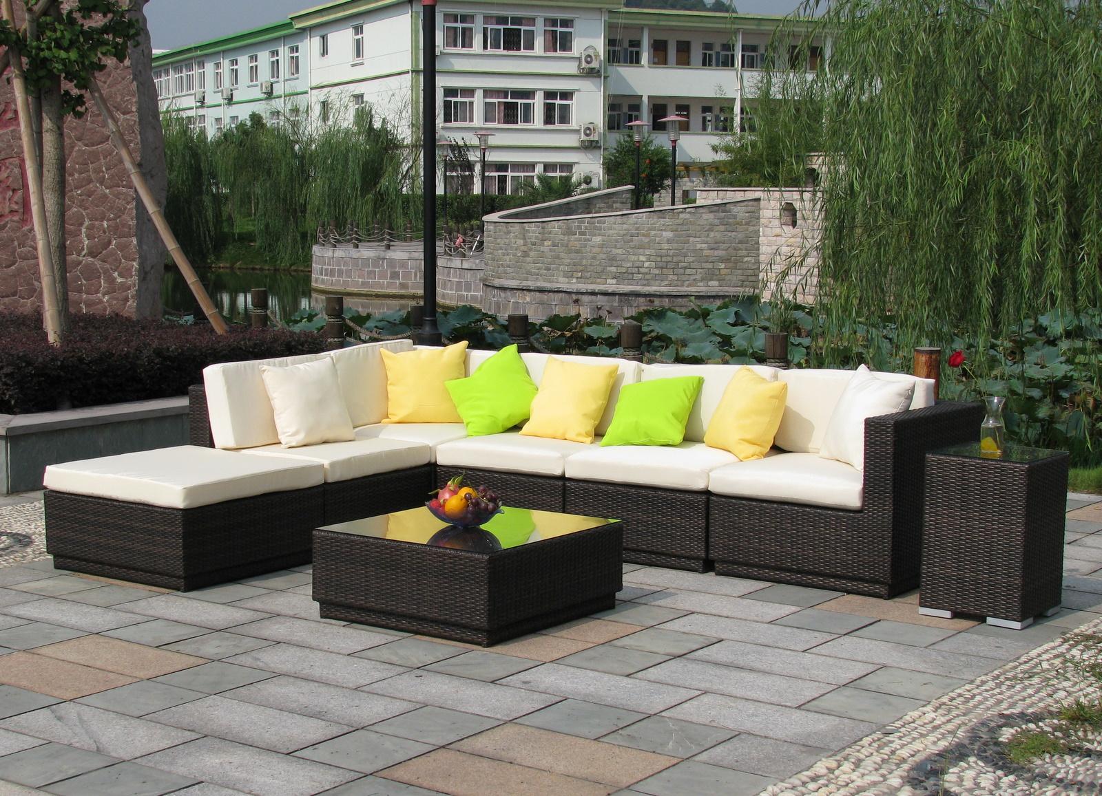 Gartenmoebel Ambiente Kollektion Ideen Garten Design Als