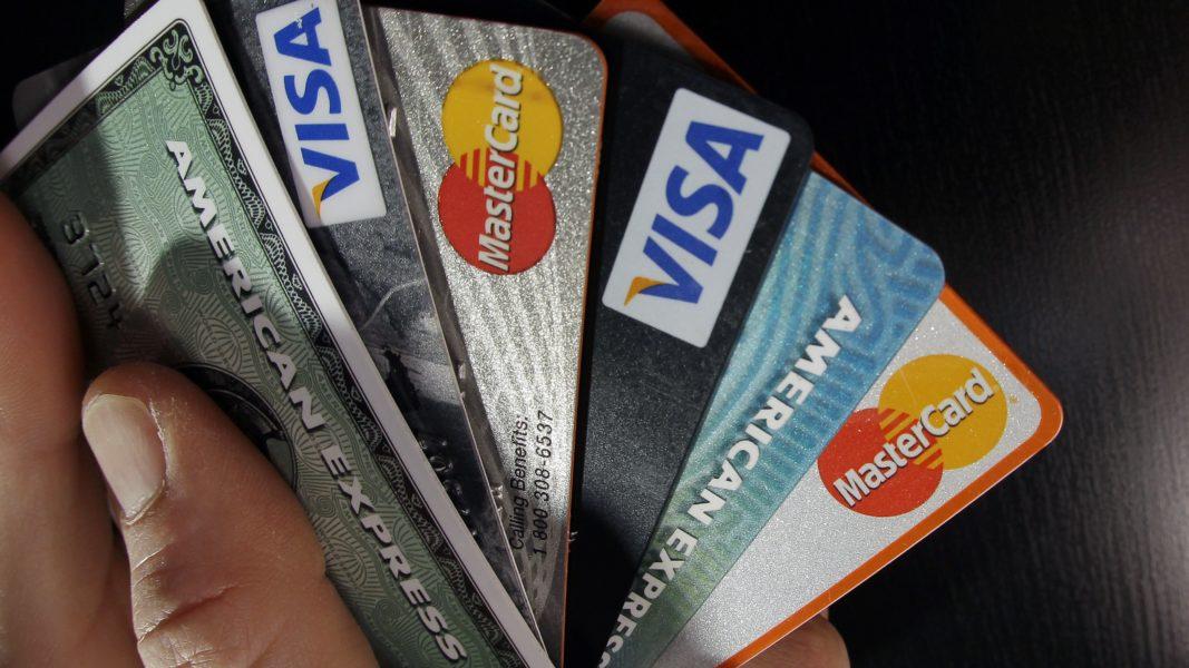 Kreditkarte- eine Karte für alle Fälle