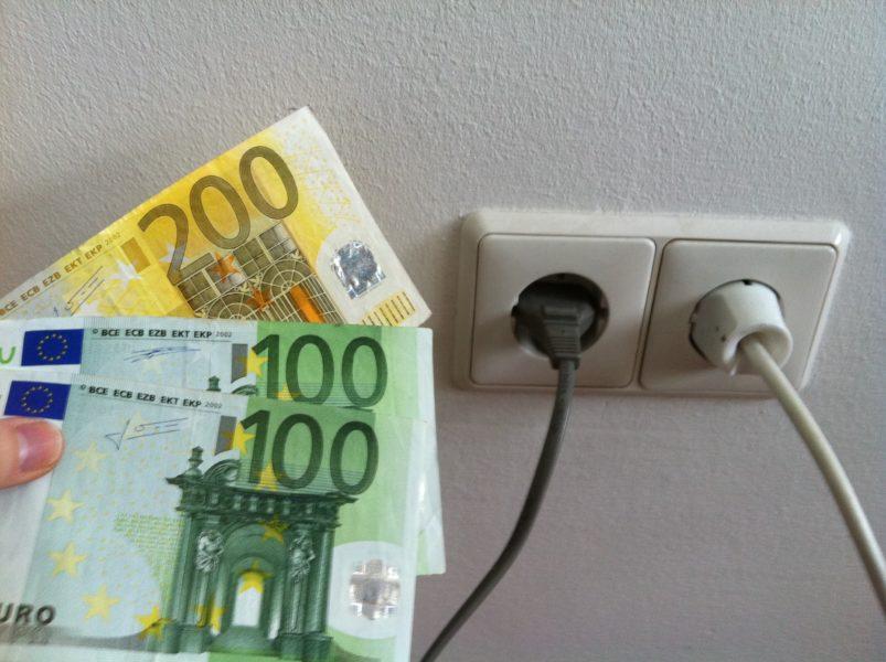 Machen Sie auf verivox.de, dem Testsieger einen Strompreisvergleich