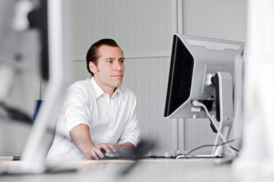 Passenden Internetanbieter gefunden, wie gehen Sie vor?