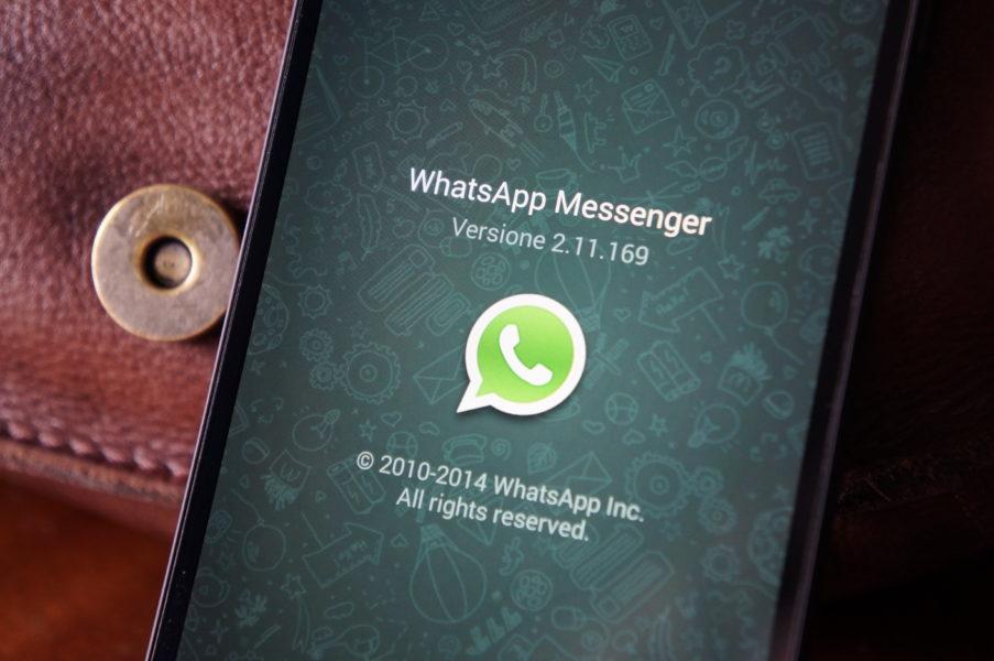 Holen Sie sich online die Whatsapp SIM-Karte
