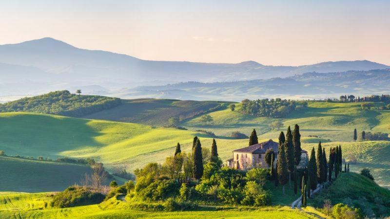 Die Toskana – erleben Sie die schönste Seite von Italien
