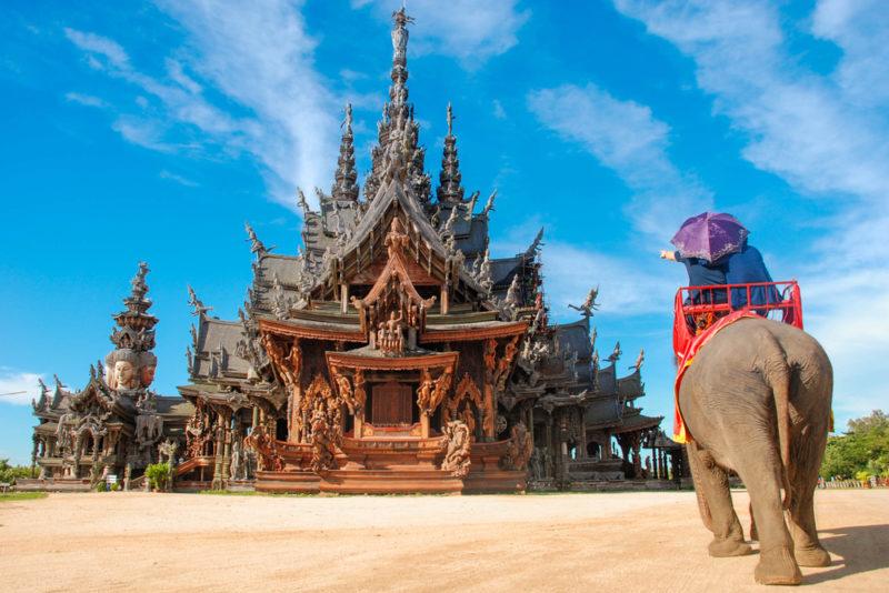 In Thailand werden Urlaubsträume wahr
