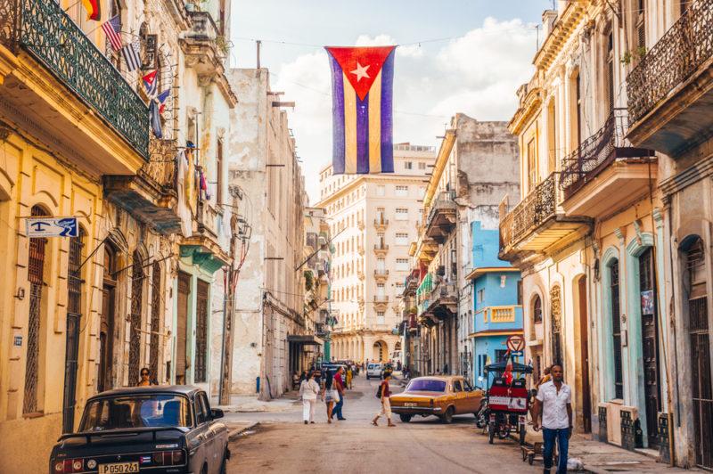 Kuba. Pure Faszinazion