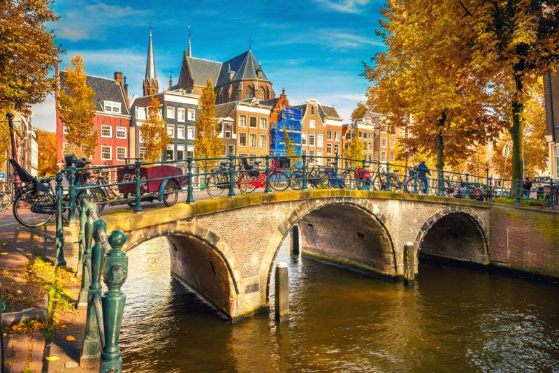 Lust auf ein Wochenende in Amsterdam