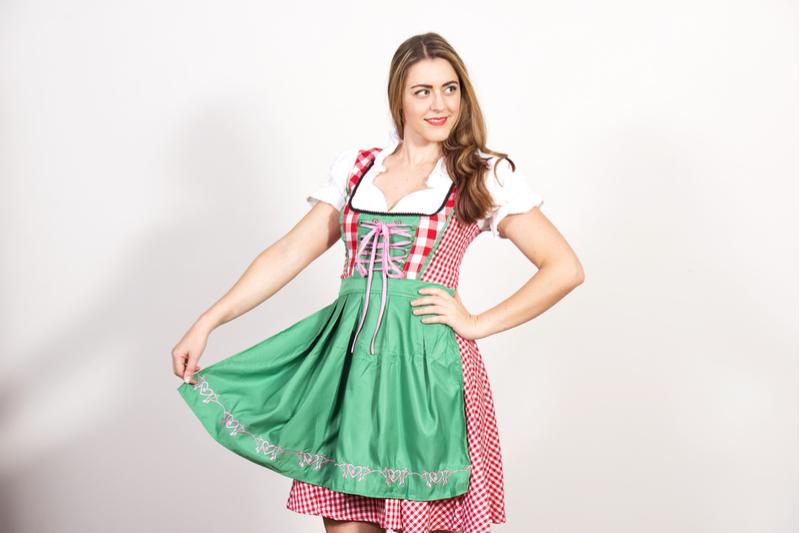 Das Dirndl eine bayerische und österreichische Tradition