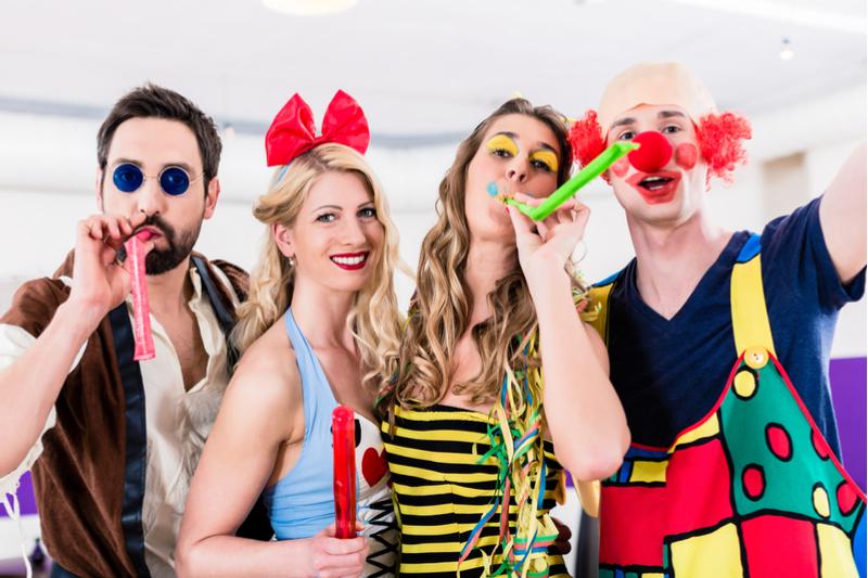 Die besten Karnevalskostüme 2018