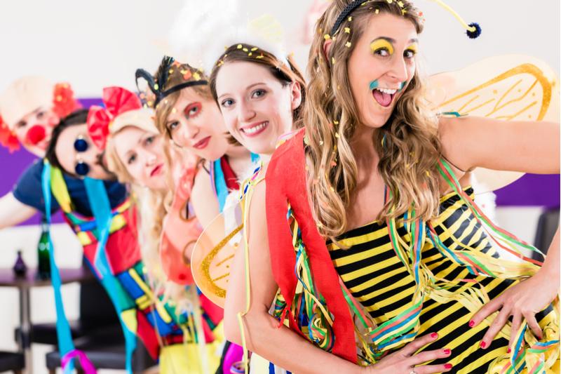 Karnevalskostüm ideen für Damen