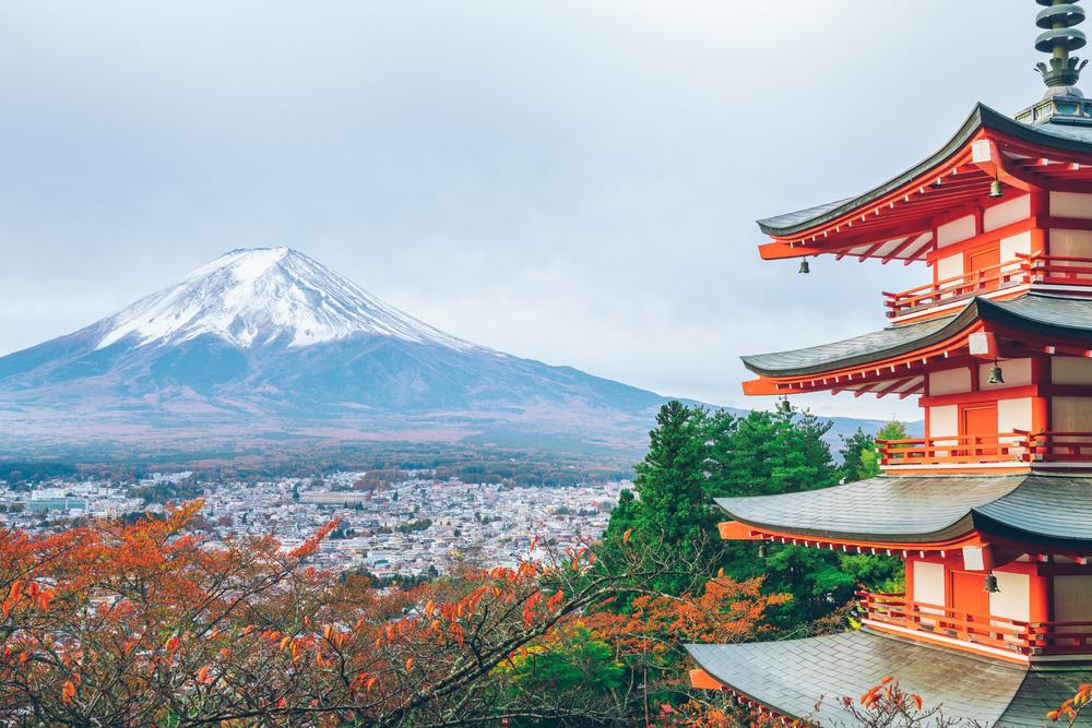 Japan mystisch und exotisch
