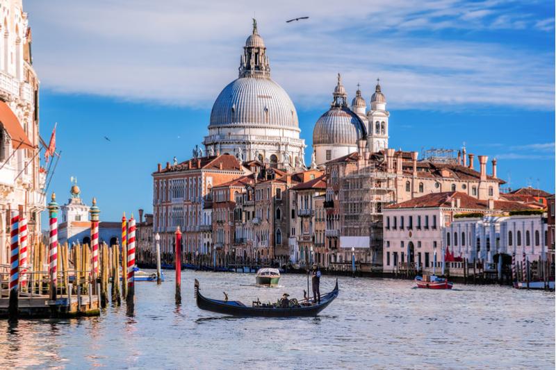 Venedig Die Stadt der Gondeln