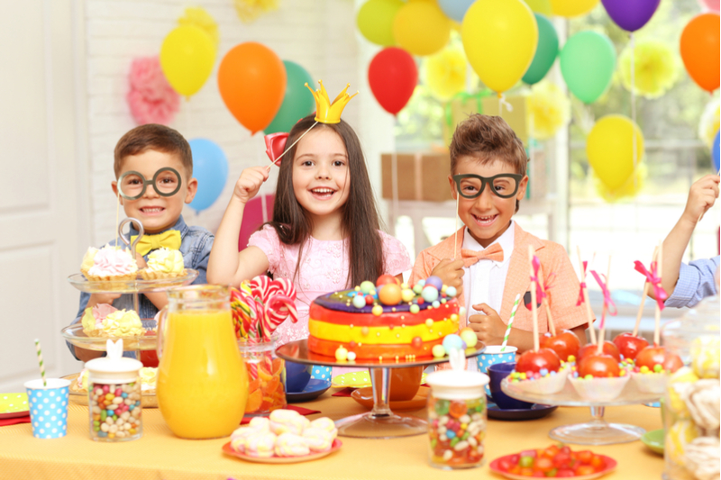 Einladungen zum Kindergeburtstag