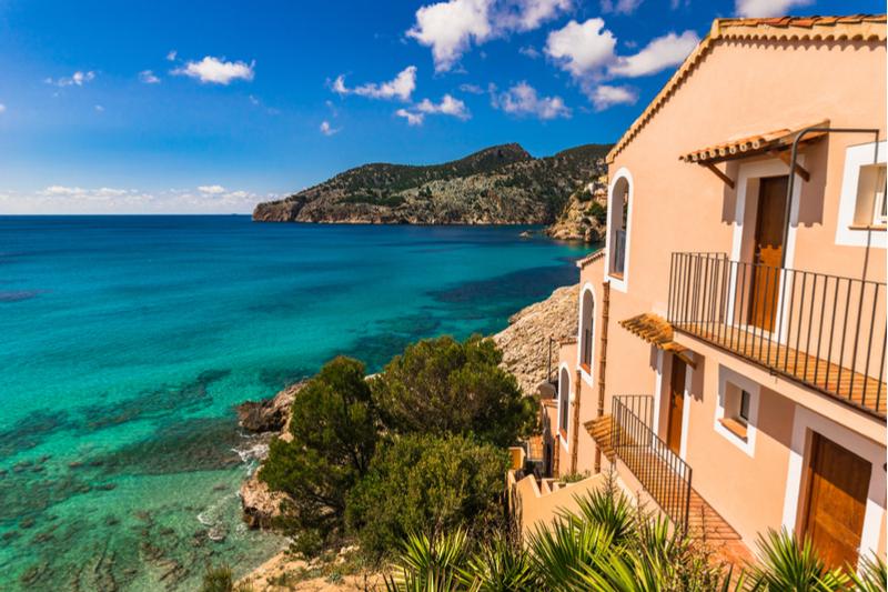 Ferienwohnung am Meer in Kroatien