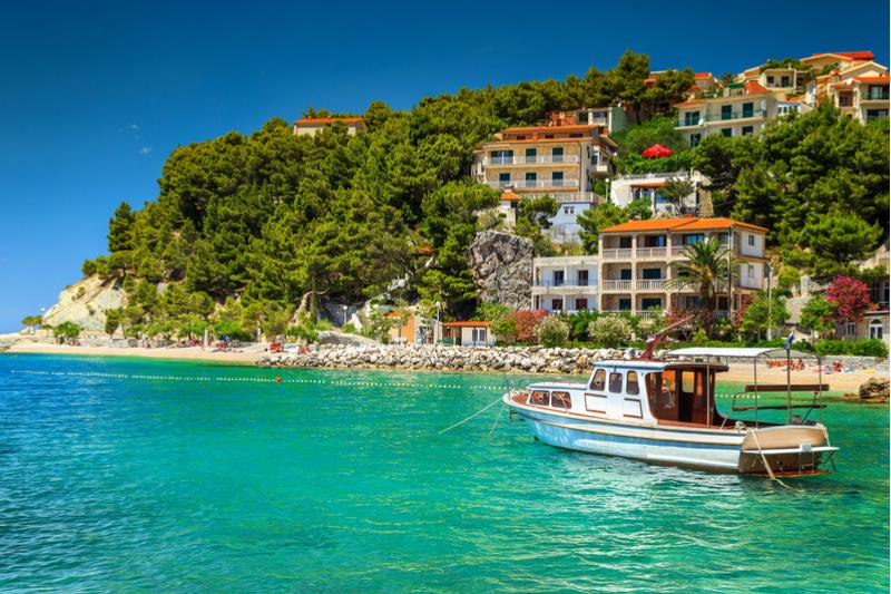 Ferienwohnungen in Kroatien mit Meerblick