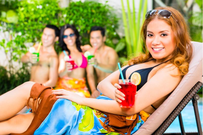 Im Urlaub gut versorgt mit All Inclusive Pauschalreisen