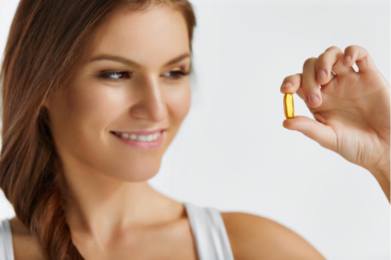 Vitamin D als Nahrungsergänzungsmittel