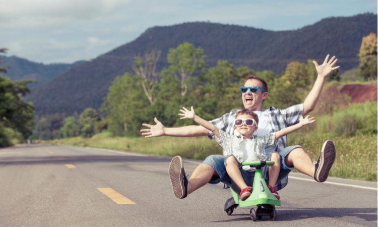5 Ausflugstipps für den Vatertag