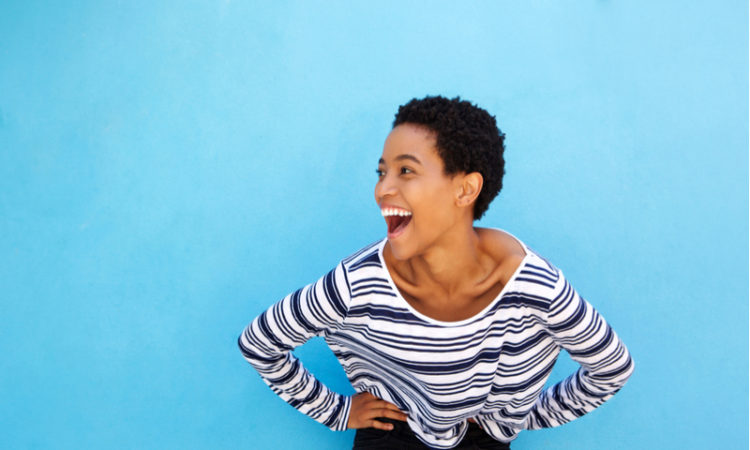 Darum ist Lachen gesund