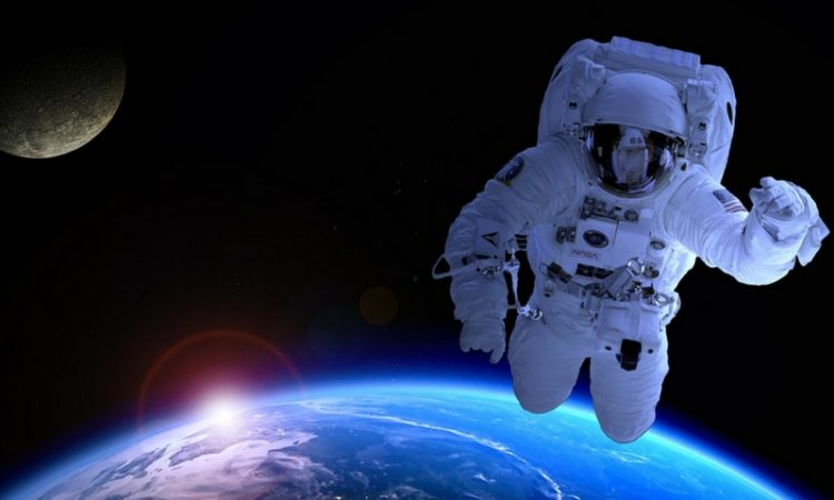 Die Raumfahrt wird zum großen Geschäft