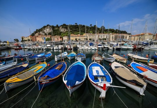Provence & Cote d'Azur Traumhaften Urlaub in Südfrankreich genießen