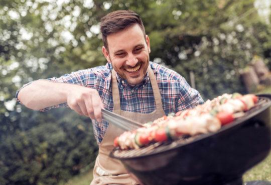 4 leckere Ideen für's Grillen