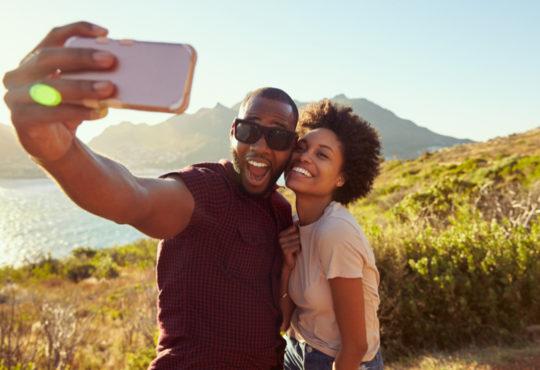 5 Regeln für das perfekte Selfie