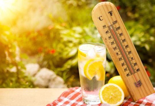 7 Tipps gegen die Hitze