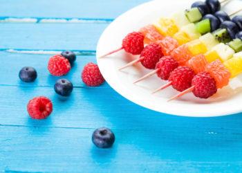 7 gesunde Snacks für den Sommer