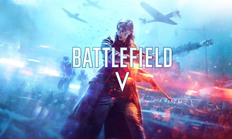 Das Ego-Shooter Spiel Battlefield 5