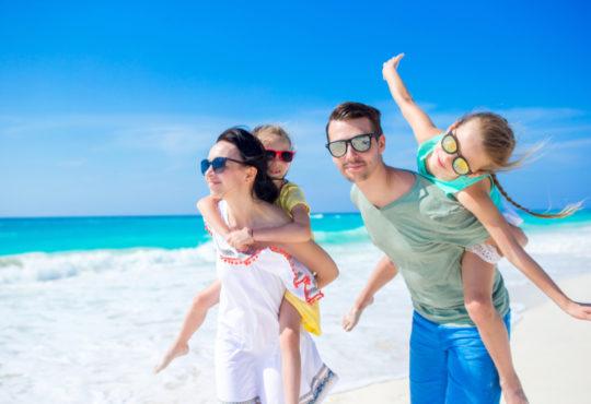 Günstiger Familienurlaub für den Sommer