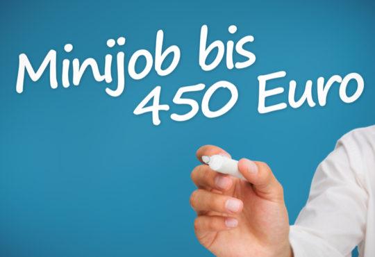 Alles was Sie über 450 Euro Jobs wissen müssen