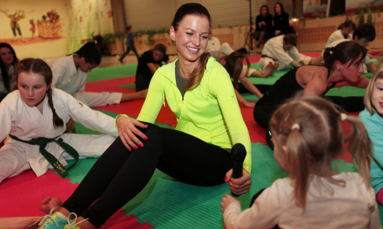 Anna Lewandowska Powerfrau – nicht nur Spielerfrau