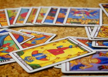 Gratis online Kartenlegen nach Madame Lenormand