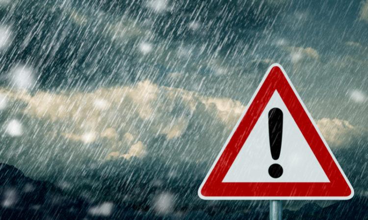 Hagel, Sturm und Starkregen So verhält man sich bei Unwetter richtig