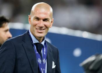 Zinedine Zidane Überraschender Rücktritt bei Real Madrid