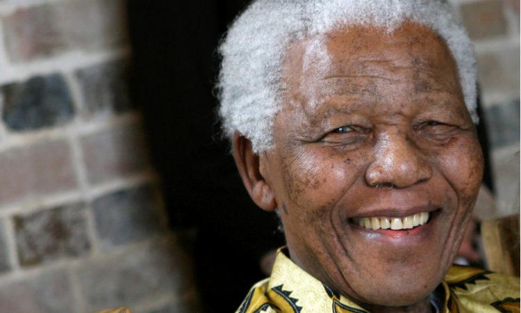 Das Leben von Nelson Mandela