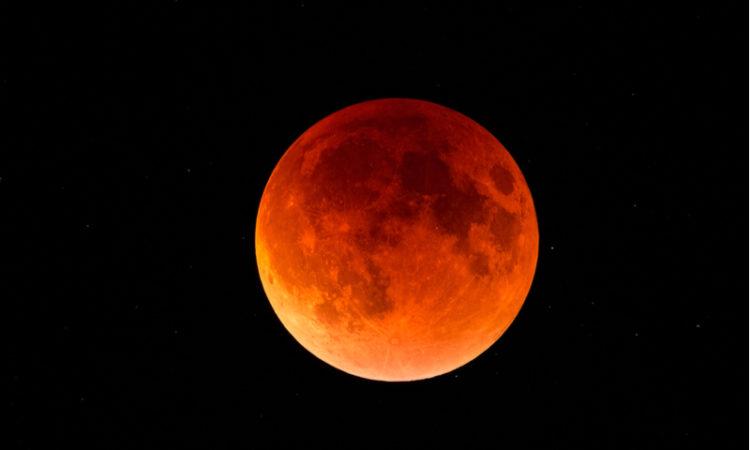 Mondfinsternis am 27. Juli 2018 – was daran so außergewöhnlich ist