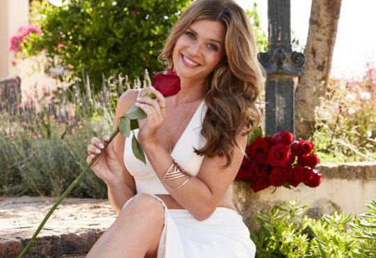 Nadine Klein die neue Bachelorette