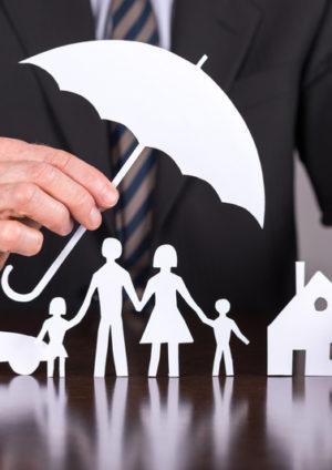 Die 5 wichtigsten Versicherungen