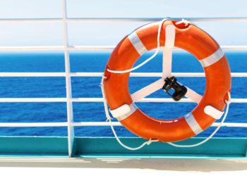 Bei Kreuzfahrten über Bord gehen - Überlebenstipps