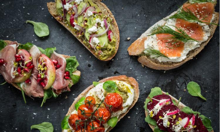 Olle Stulle war gestern – Die 5 kreativsten Ideen für belegte Brote