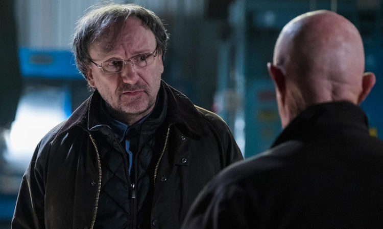 Schauspieler Rainer Bock ist Werner Ziegler in 'Better Call Saul'