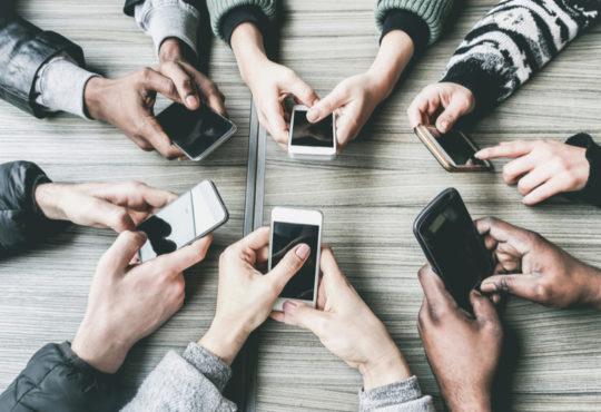 Top Handys im Moment