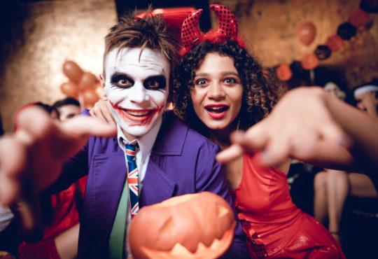 Das sind die 3 beliebtesten Halloween-Kostüme