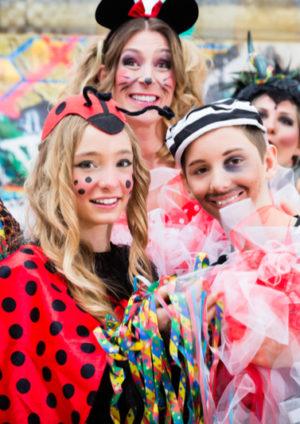 Helau und Alaaf! Die Karnevalssaison startet