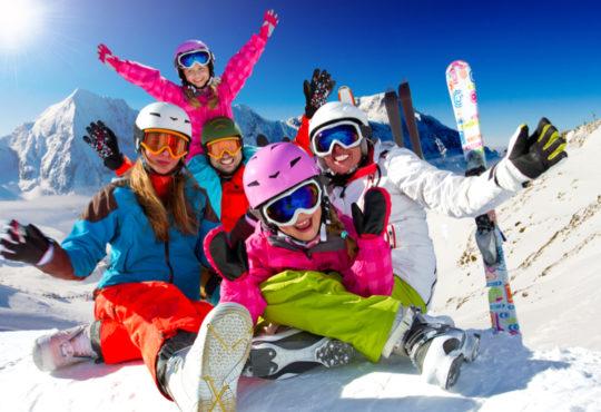 Skiurlaub - 5 Ziele für den Winter im Schnee