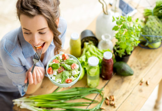 Vegane Ernährung - Pros und Cons