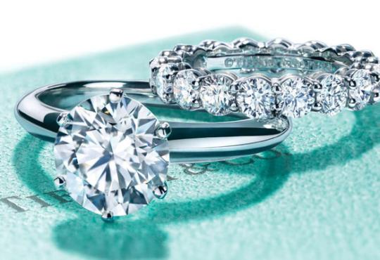 Diamandringe von Tiffany als Verlobungsringe