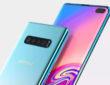 Aufnahme der neuen Samsung S10 und S10 Plus Handies